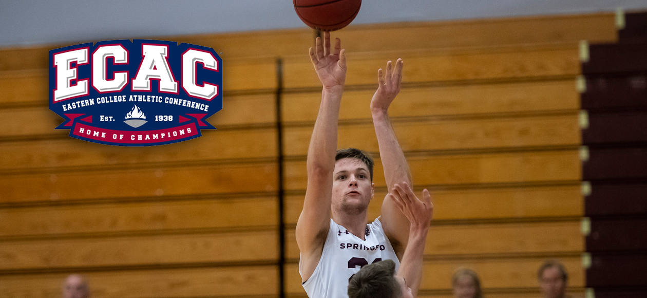 ECAC Honors Ross With All-Region Recognition