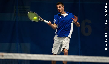 Men's Tennis Falls to Nationally Ranked Opponent