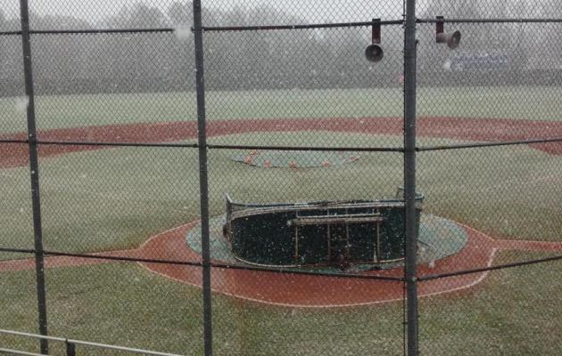 Sunday's Coker Baseball Games Canceled