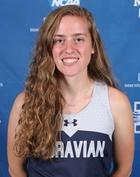 Women's Track Athlete of the Week - Carly Danoski, Moravian