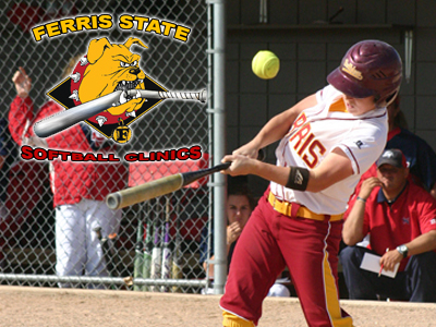 Ferris State Softball Indoor Team Game Clinics To Be Held In February