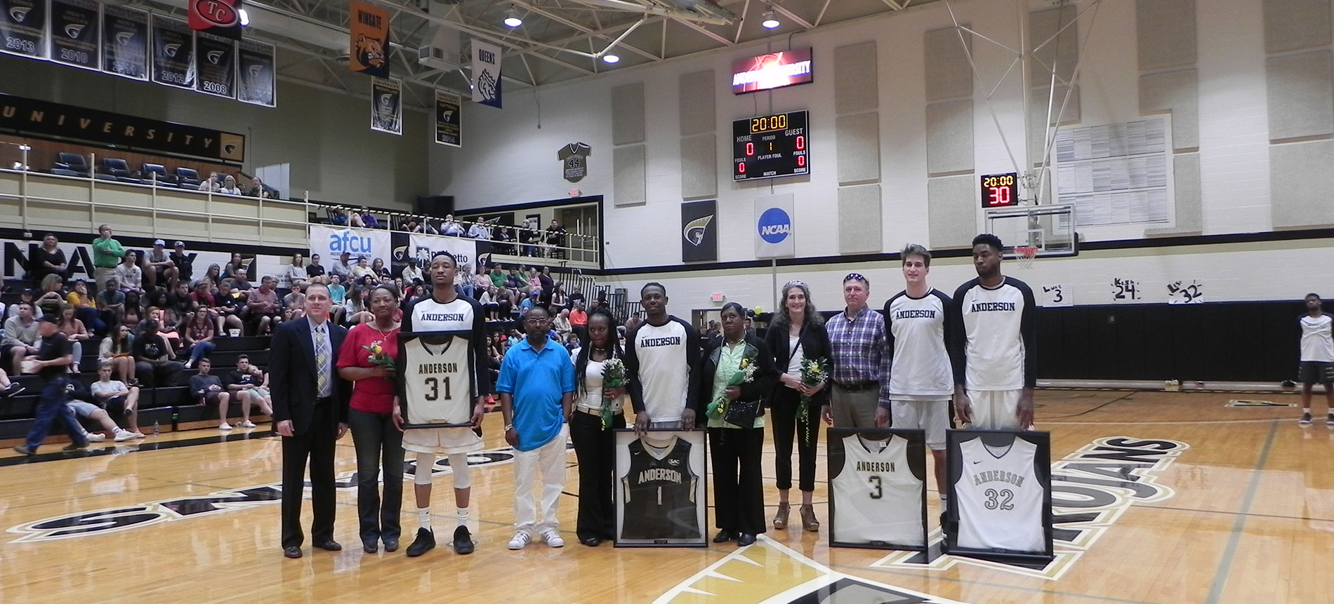 Trojans Fall to Coker on Senior Day