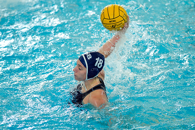 Women's Water Polo Falls Twice