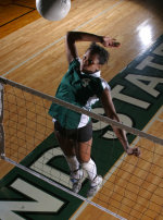Volleyball Opens Homestand With Three Matches