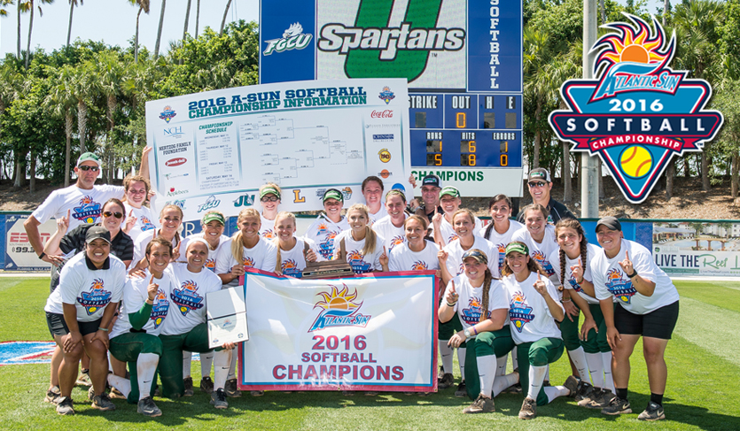 USC Upstate Claims 2016 #ASUNSB Championship Behind Five-Run Frame