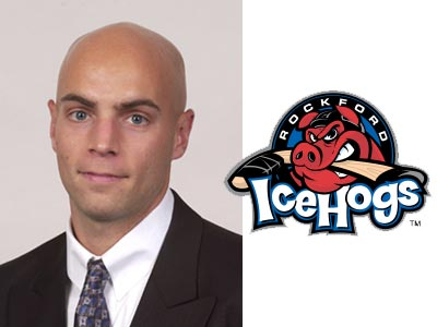 Rockford IceHogs Hire Cencer As Video Coordinator