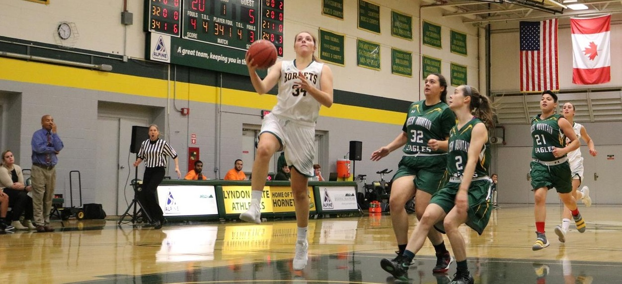 Hornet women jump out to early lead and cruise to NAC win over Thomas