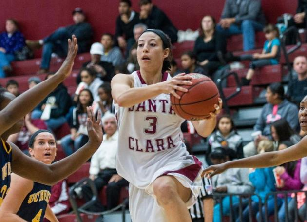Women's Basketball Handles Pepperdine at Leavey