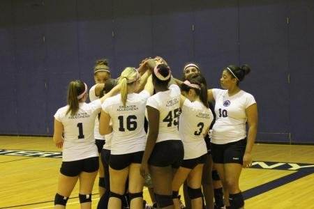 Women's Volleyball Pummels DuBois
