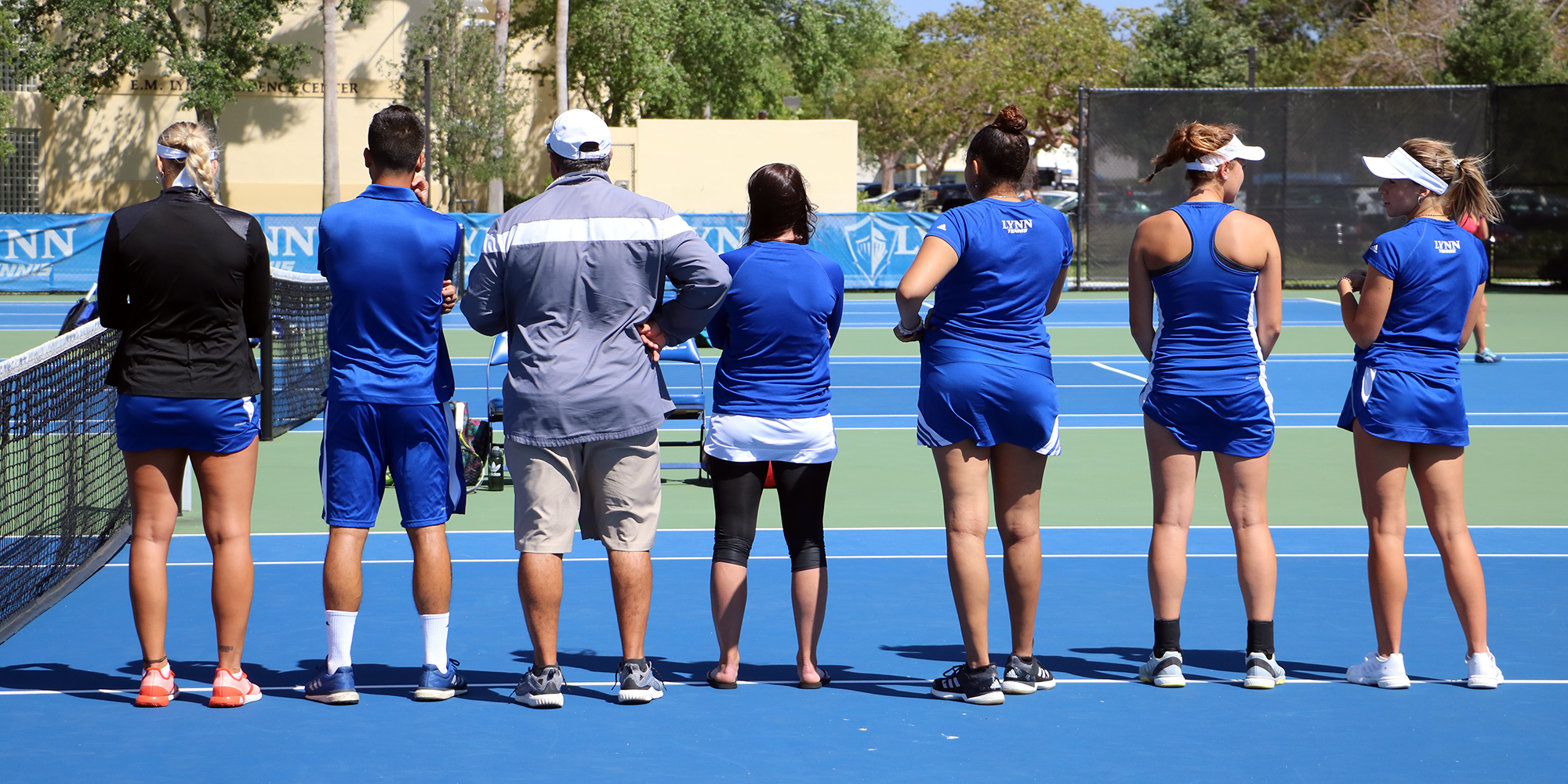 Women's Tennis Selected No. 2 in SSC Poll