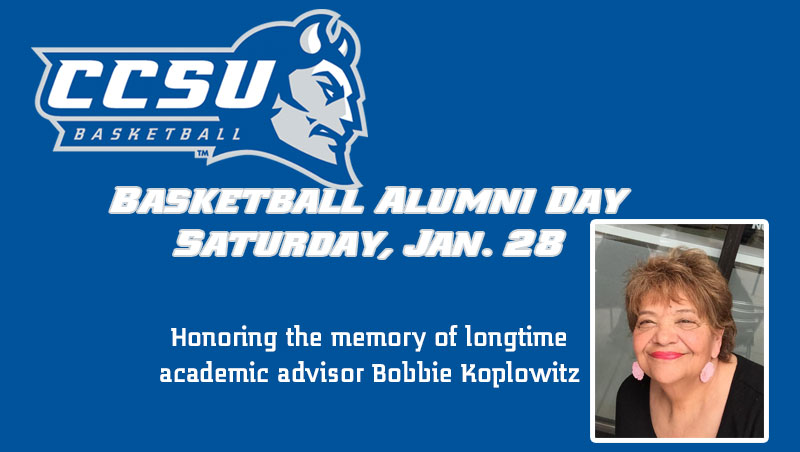 Basketball Alumni Day Set for January 28