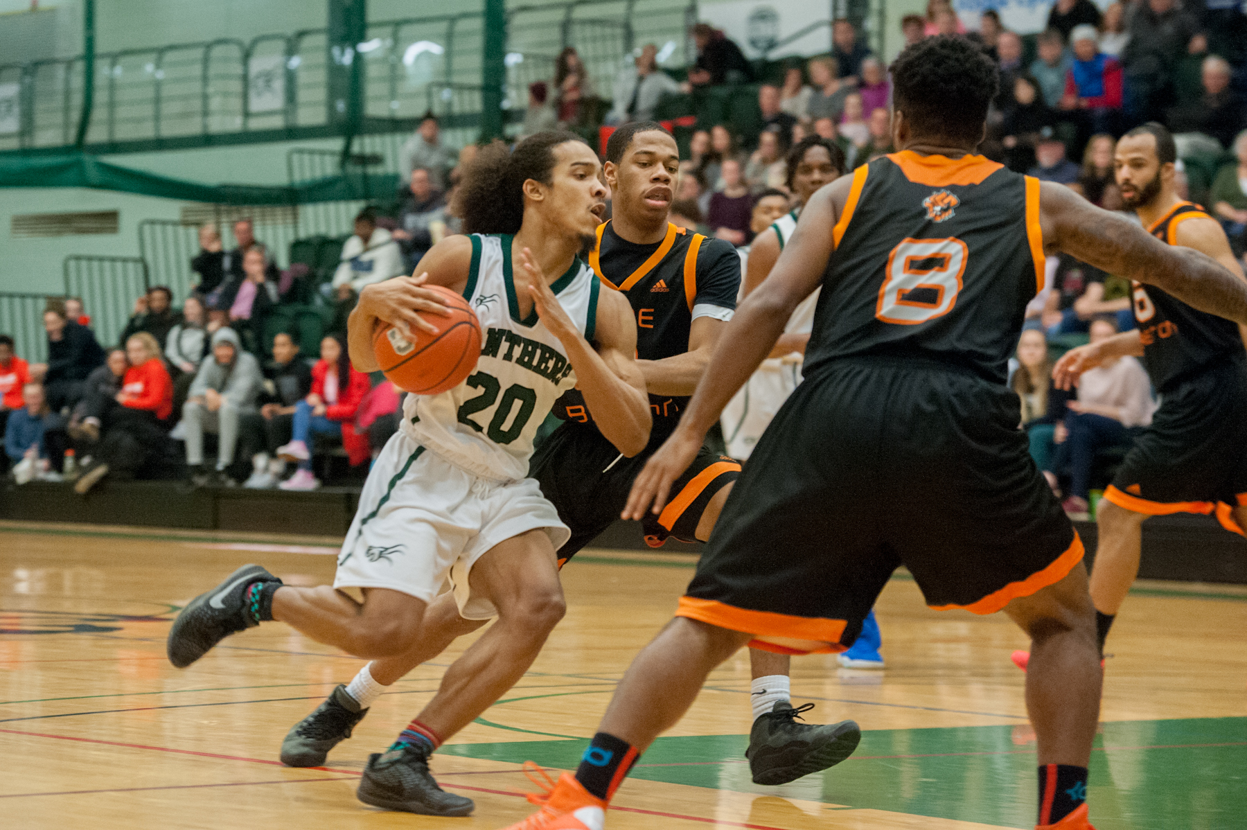 Capers send message with 90-70 win over UPEI