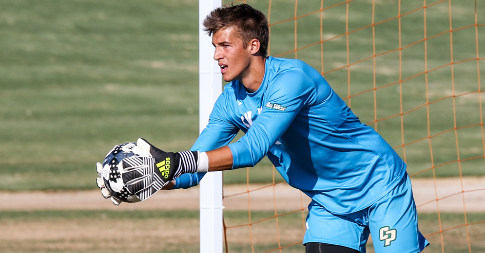 Cal Poly Drops 1-0 Decision Saturday Evening after Late CSUN Goal