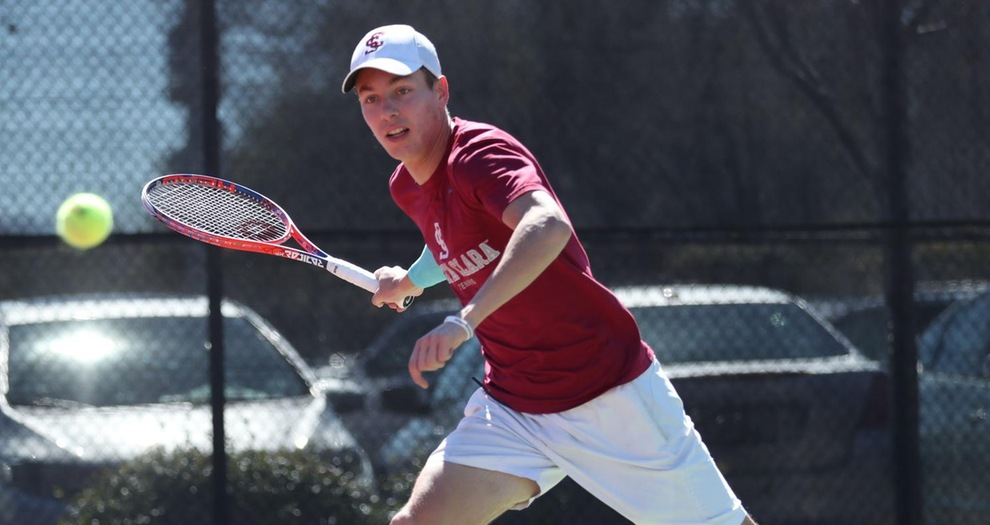 Men's Tennis to Play Two Matches in Southern California