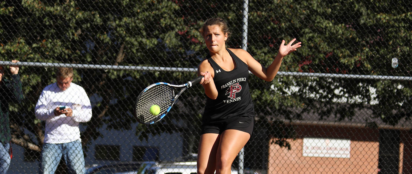 Women's Tennis Downed at New Haven, 7-2