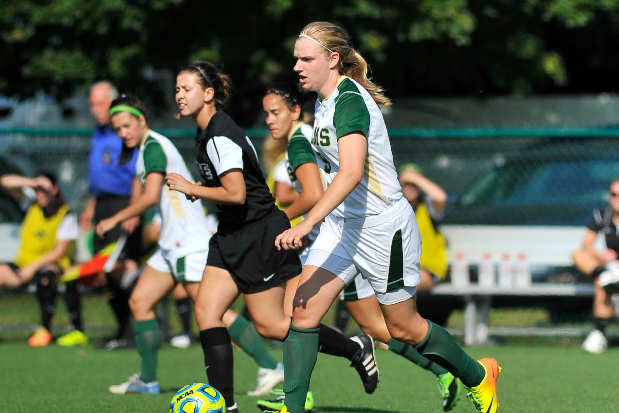 Rossignol Lifts Women's Soccer to 1-0 Overtime Win Over Mitchell College