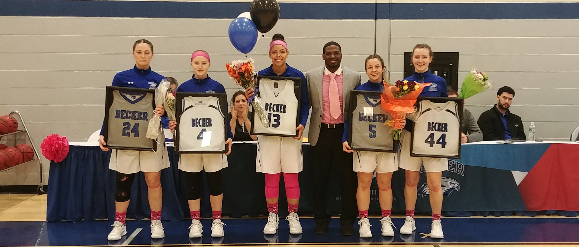 Women's Basketball - 2019 senior class
