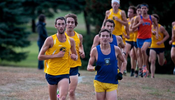 Men's Cross Country Finishes Second at SMU Invitational