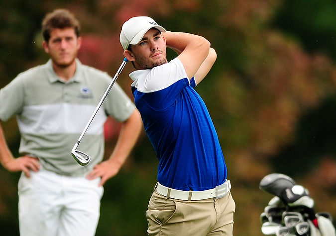 Men's golf begins spring season in first day of Hill City Invitational