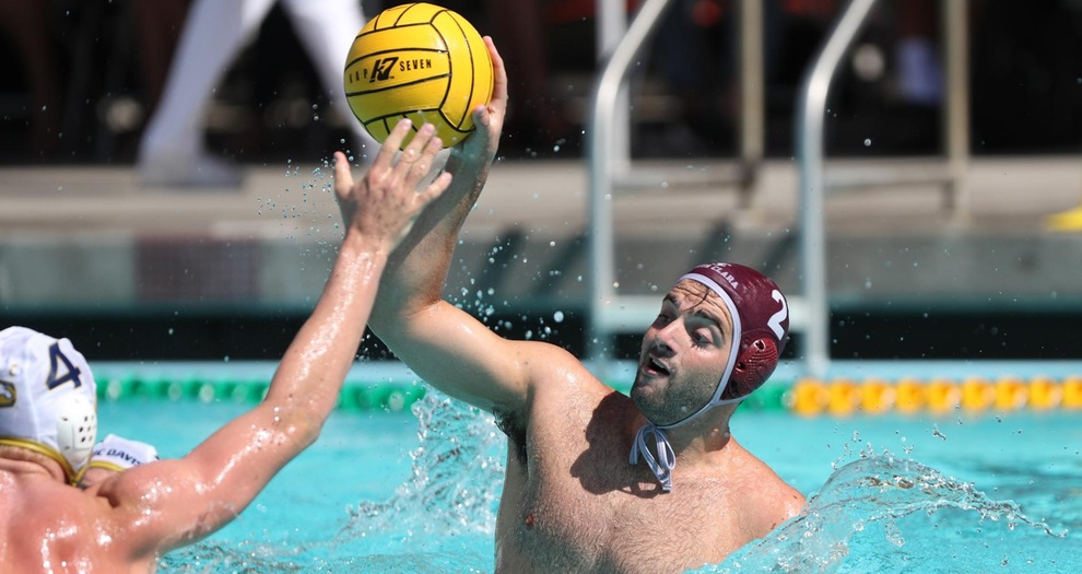 Men's Water Polo Comes Back on the Road to Down Fresno Pacific