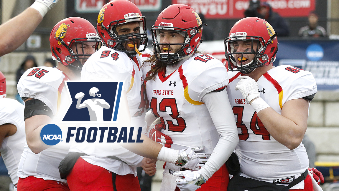 FOOTBALL GAMEDAY: Ferris State vs. Northwest Missouri State - NCAA Semifinal