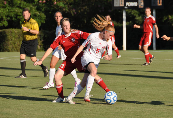 Women's Soccer: Panthers open 2012 season with win over Florida College
