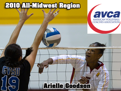 Ferris State's Goodson Receives AVCA All-Midwest Region Team Honors