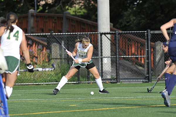 Three Second Half Scores Lift Wheaton College Over Field Hockey, 4-1