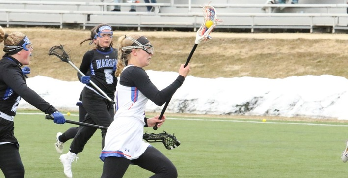 Paquin sets records, Women's Lacrosse stays in MWLC playoff hunt