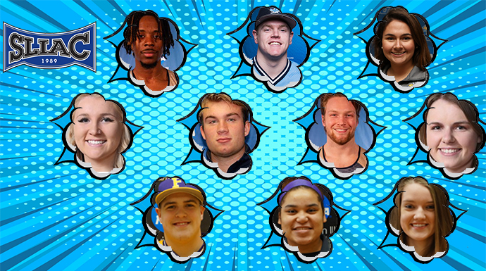 SLIAC Players of the Week - April 8