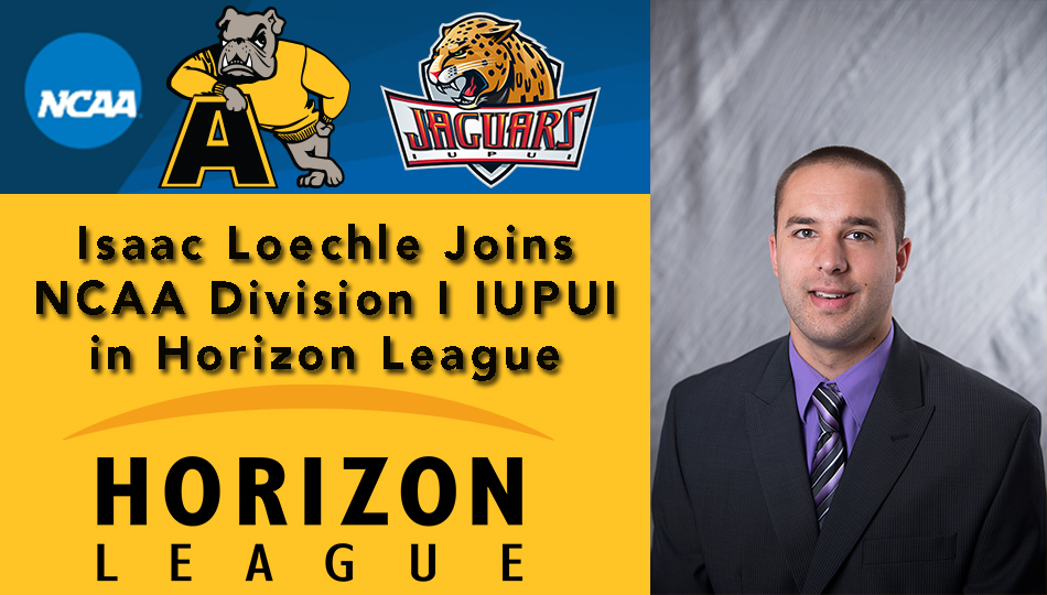 Isaac Loechle Lands NCAA Division I Position with Horizon League Member IUPUI