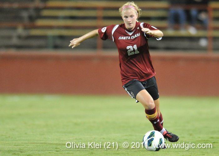 Santa Clara Ties No. 15 San Diego State 1-1 in Tight Game