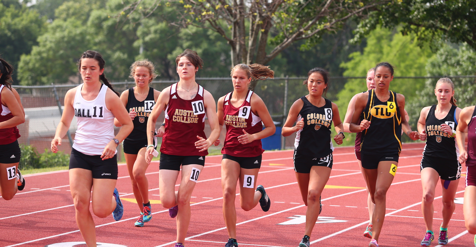 Program Records Fall for Distance Track at SCAC Championships