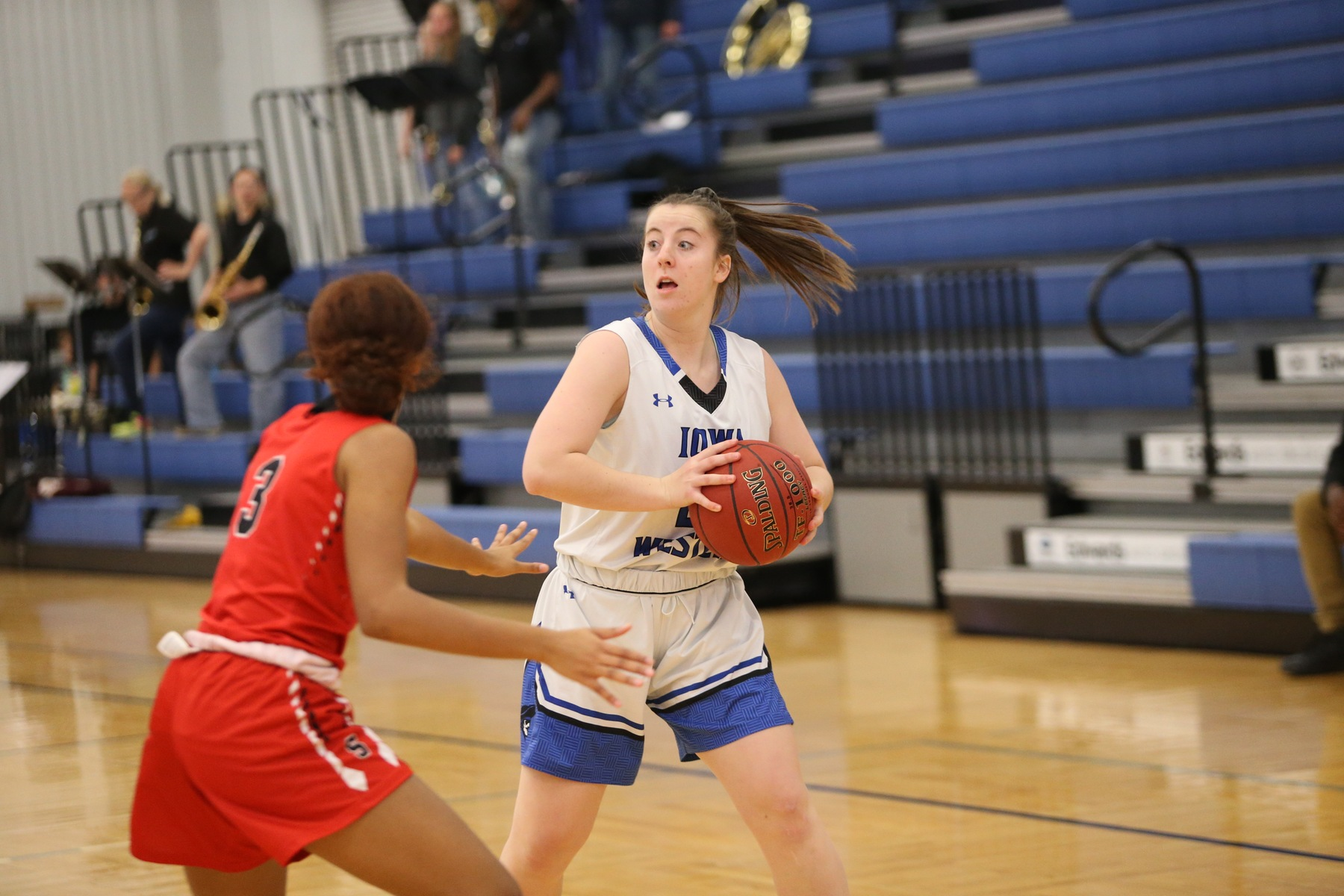 Reiver women enter 2019 at 9-7