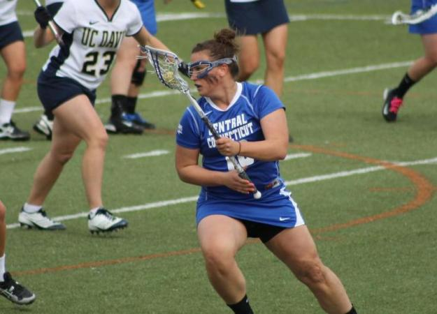 Lacrosse Improves to 6-0 at Home