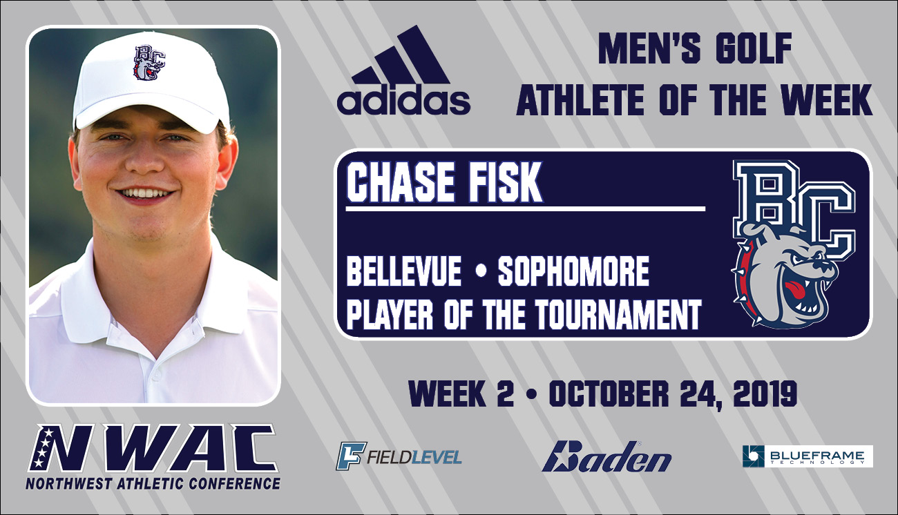 Adidas Athlete of the Week graphic for Chase Fisk