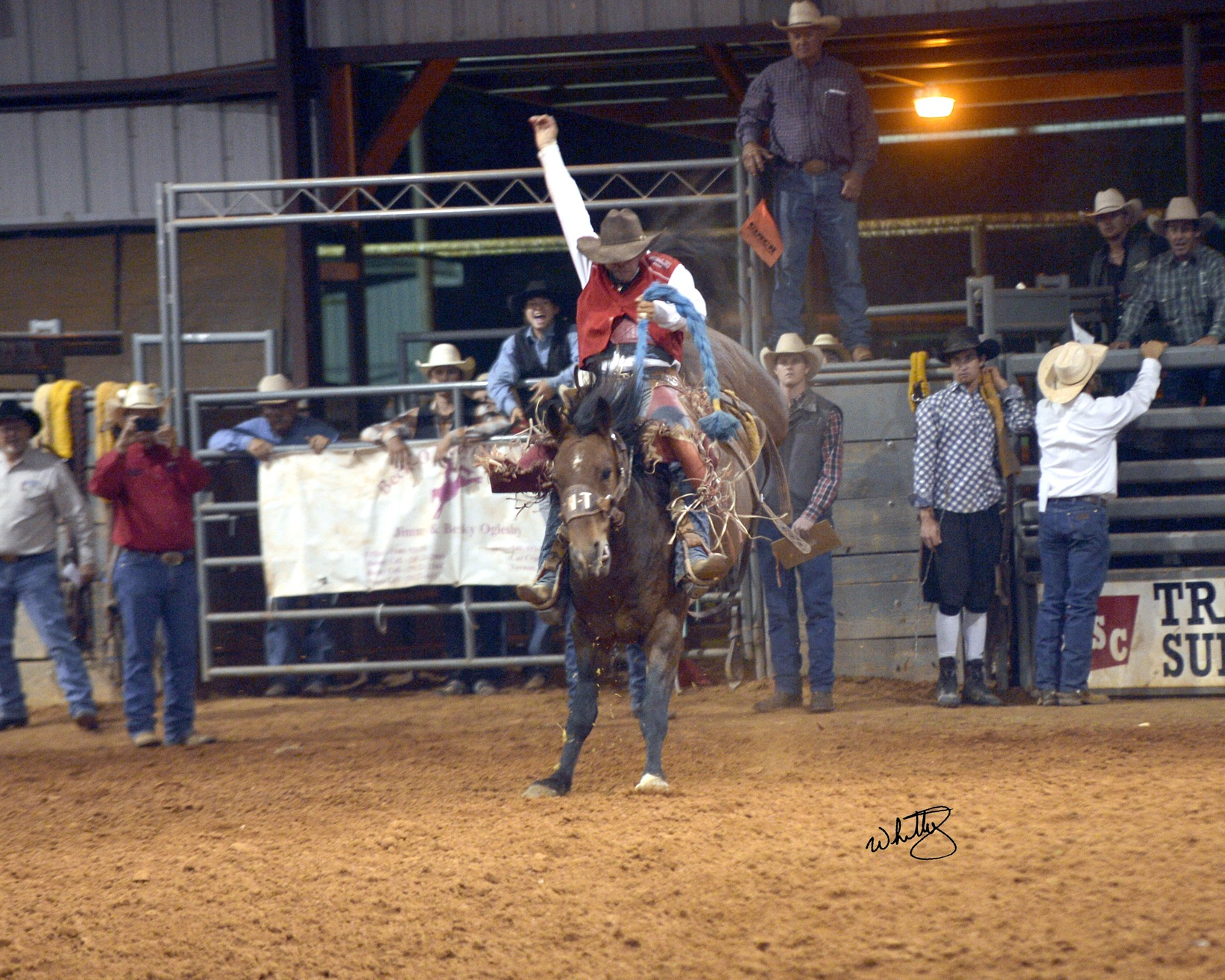 Cowboys Pushing for Titles at CNFR!!!