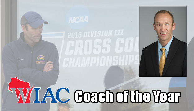 Schwamberger named WIAC Coach of the Year