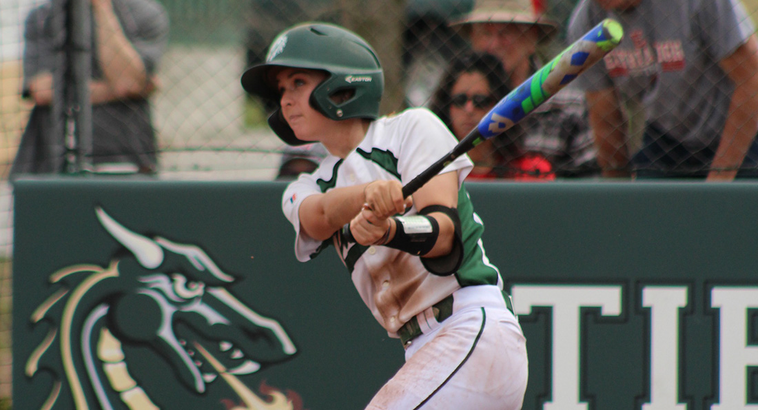 Dragons Overpower Pioneers for Sweep