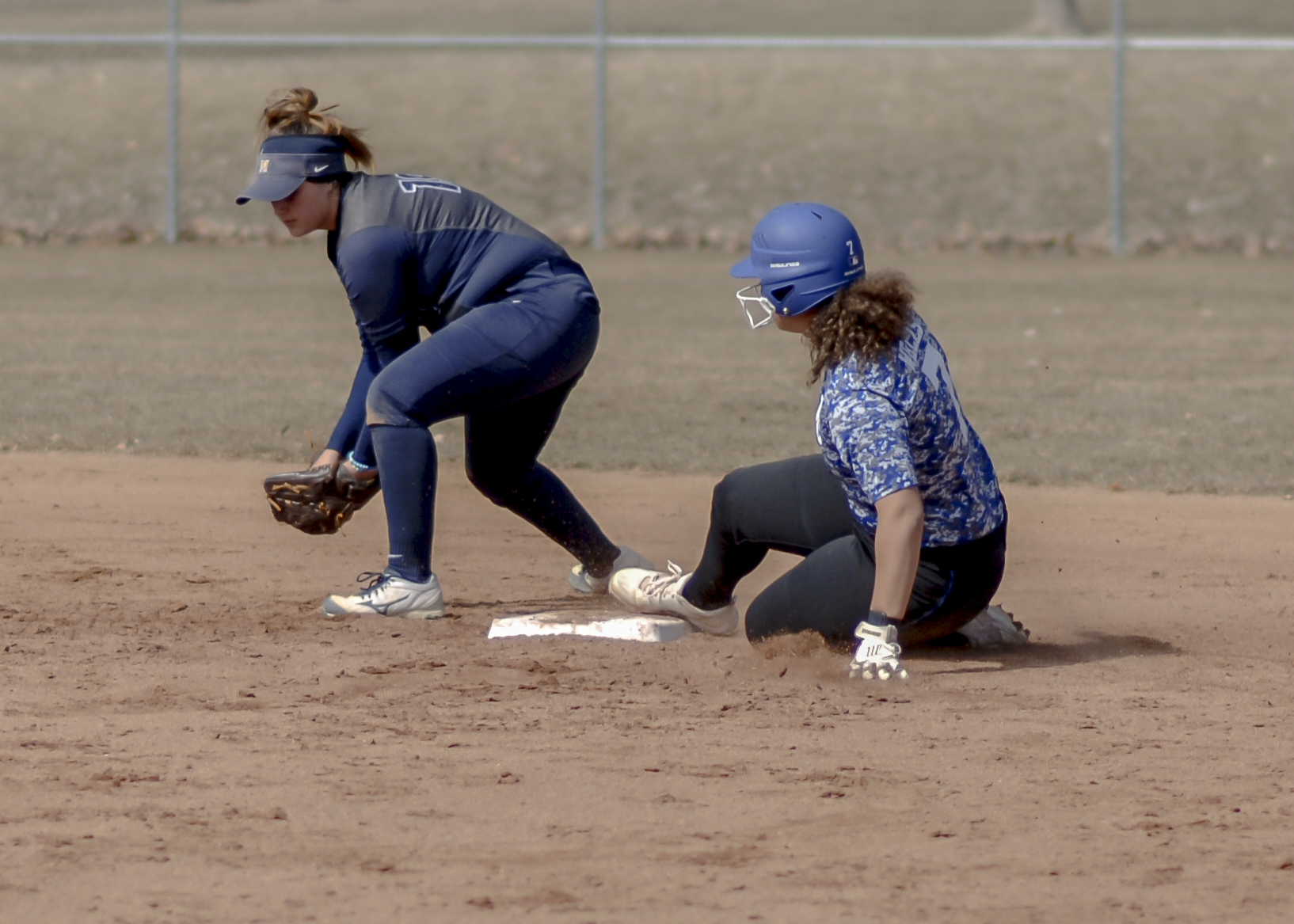 DMACC softball team sweeps doubleheader from SWCC