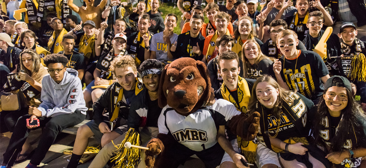"Retriever Retriever Soccer Park, Men's Soccer vs. Maryland Honored as ""Best Atmosphere"" by Press Box's Best of Baltimore Awards"