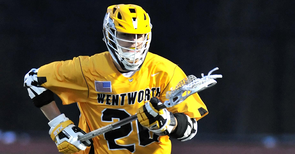 Doner Sets Single-Game Assist Mark as Men's Lacrosse Opens Season with Win