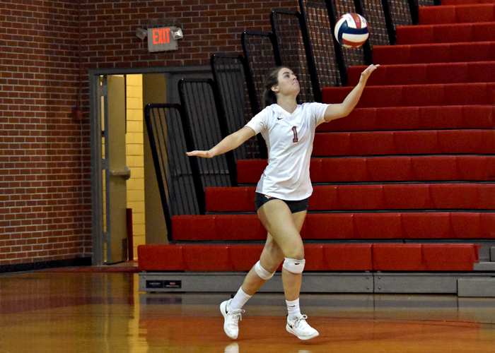 Huntingdon wins fourth straight match