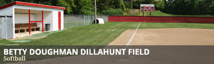 Betty Doughman Dillahunt Field (Softball)