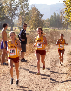 Stags And Athenas Sweep SCIAC Cross Country Titles
