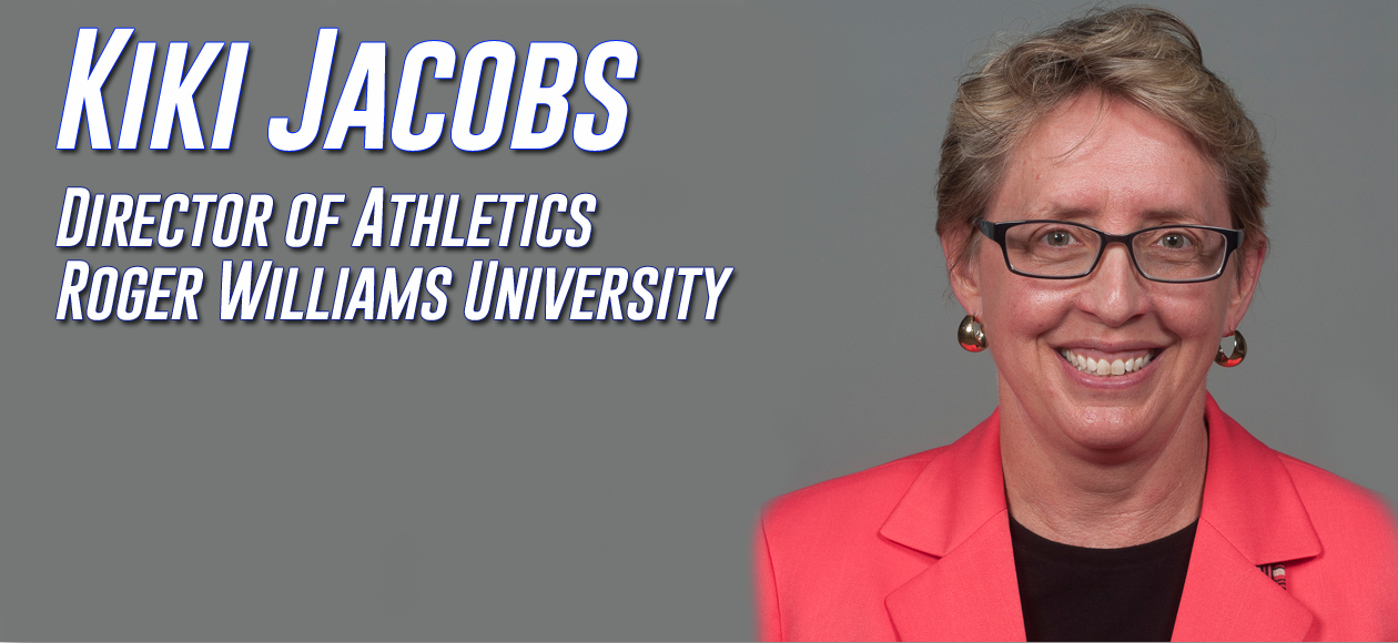 Kiki Jacobs Named Director of Athletics at Roger Williams University