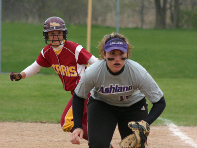 Ashland Hands Ferris State A 6-3 Loss In Doubleheader Opener