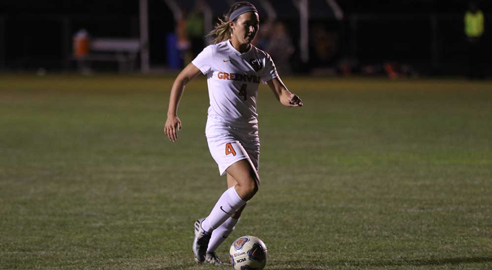 Women's soccer maintains SLIAC lead with win at Westminster