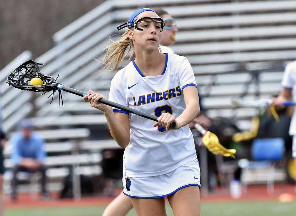 Women's Lacrosse Conquers Fighting Scots