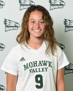 Jenna Thompson, Women's Soccer